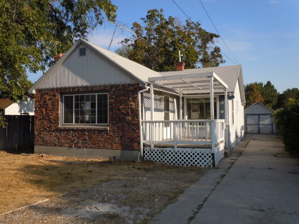 not interested in a cookie cutter hud home for sale